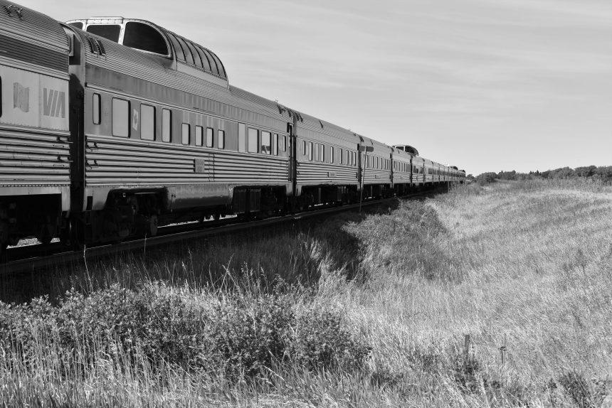 Our 'railroad romance'